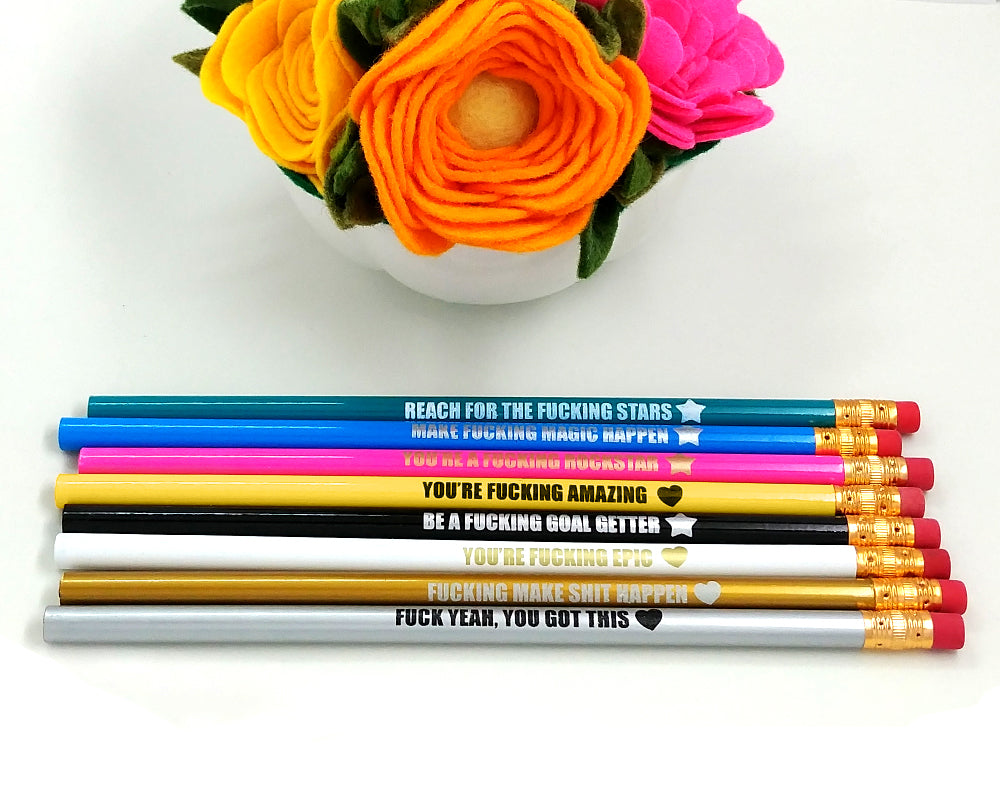 Magical AF Pencil Pack