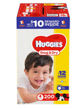 Huggies Snug & Dry Diapers Size 3 4 5 6