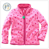Spring & Autumn Children jackets coats baby boys girls fleece jacket Cute