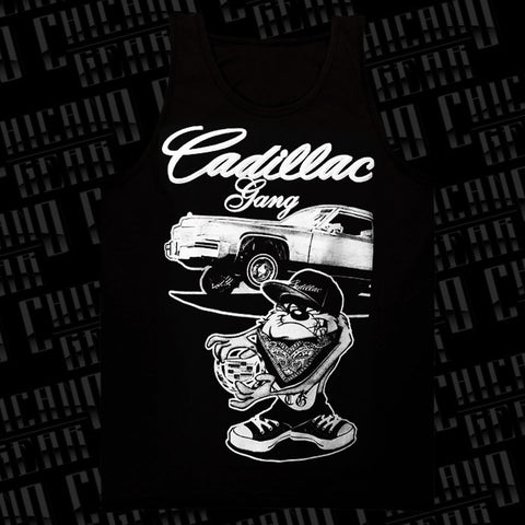 """Cadillac Gang Tank top"""
