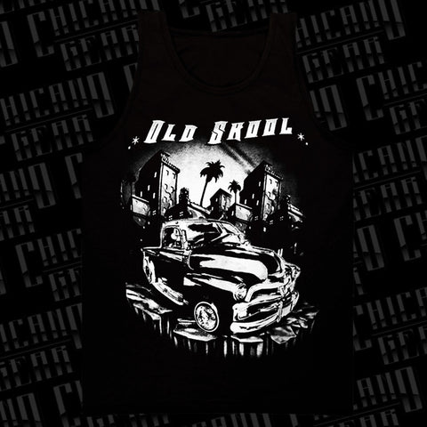 """OLD SKOOL"" Tanktop"