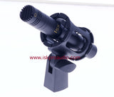 Shock mount for pencil mic