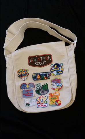 Aevintyra Scout Child Messenger Bag