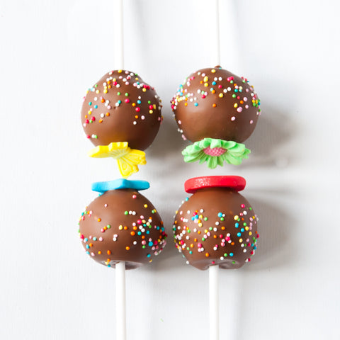 Gift Box of 8 Kids' Party Cake Pops