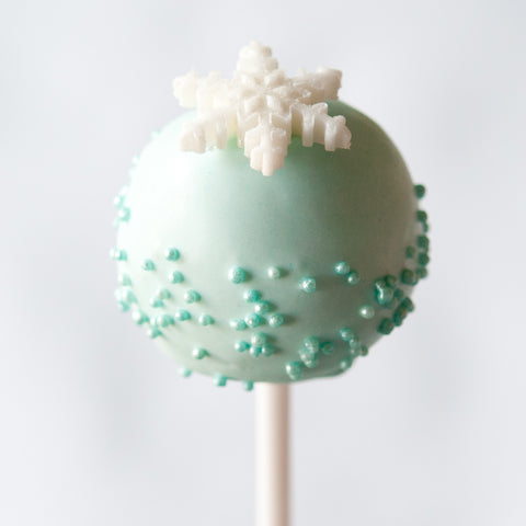 Gift Box of 8 Children's Christmas Cake Pops