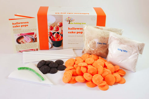 Halloween Cake Pop Kit