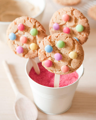 Polka Dot Cookie Baking Kit