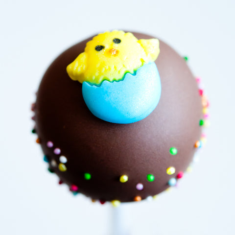 8 Easter Egg & Chick Cake Pops
