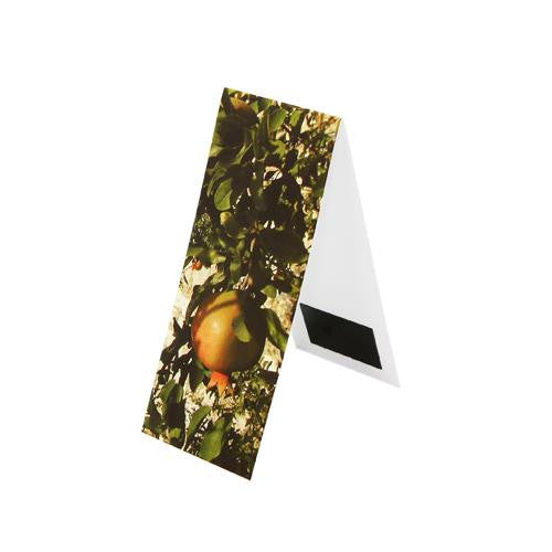 Bookmark Greeting Card - Pomegranate Design