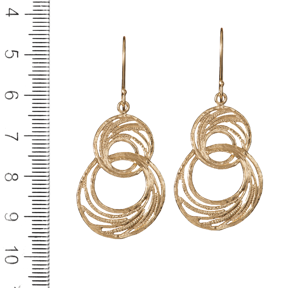 Bell Hoop Earrings