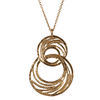 Bell Hoop Necklace