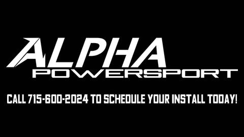 Alpha Powersport Ride Command Conversion Kit for Polaris Slingshot