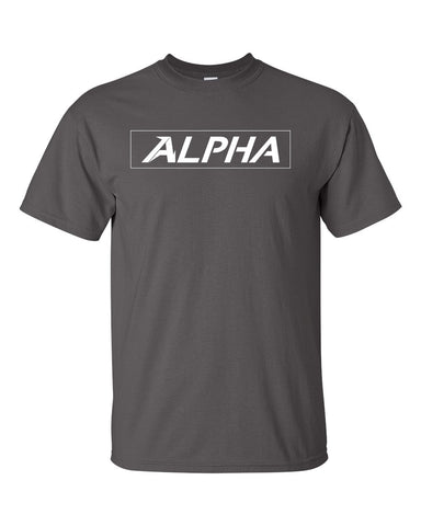 Alpha Powersport Square Tee - Alpha Powersport Store