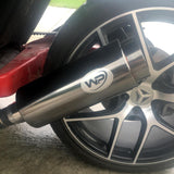 Welter Performance Exhaust The Bagger GEN 2 for Polaris Slingshot - Alpha Powersport Store