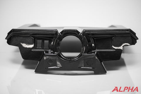 Alpha Powersport Carbon Fiber Dash For The Polaris RZR - Alpha Powersport Store