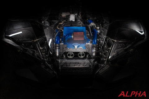 Alpha Powersport Turbo Kit for Polaris Slingshot - Alpha Powersport Store