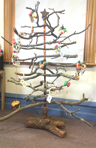 ASRC giving tree