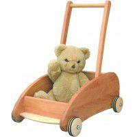 Verneuer Wooden Pram/Trolley/Walker