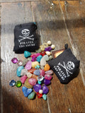 Pirate Treasure, gems, dragonfly toys, buried treasure