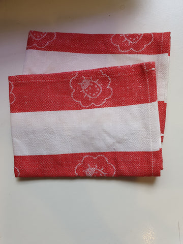 Gluckskafer Linen Dishcloth/Teatowel