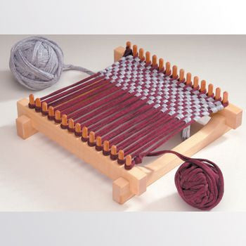Weaving Frame with Tricot