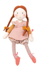 Moulin Roty French Dolls - Les Rosalies Fleur