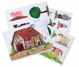 Kraul farm cut out sheet
