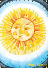 Kraul postcards sun