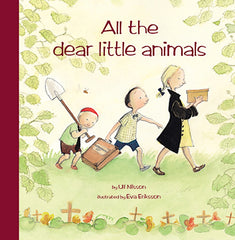 All the little animals book, Dragonflytoys