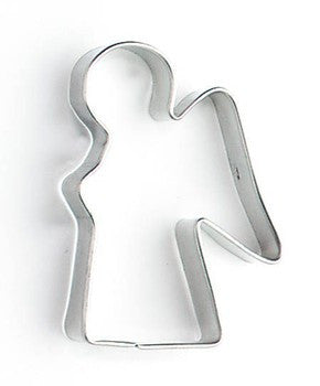 Angel Shaped Cookie Cutter, Dragonfly Toys