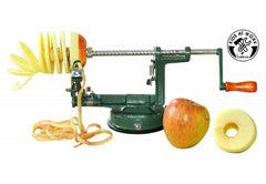 Apple Peeling Machine by Kids at Work