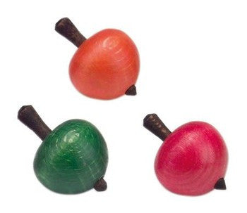 Apple Shaped Spinning Top