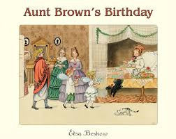 Aunt Brown's Birthday Elsa Beskow, Dragonflytoys