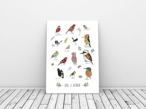 Greeting Card - Birds