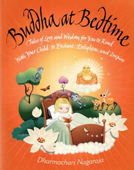 Buddha at Bedtime Book