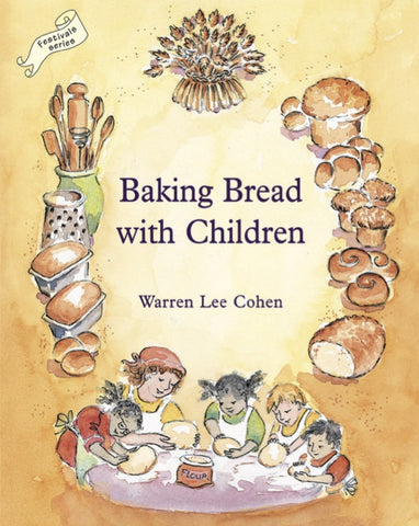 Baking Bread with Children