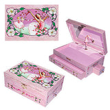 Ballerina Recital Music Box by Enchantmints, Dragonflytoys