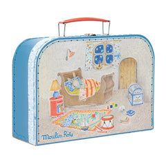 La Grand Family - Bunny Rabbit Bedtime Suitcase