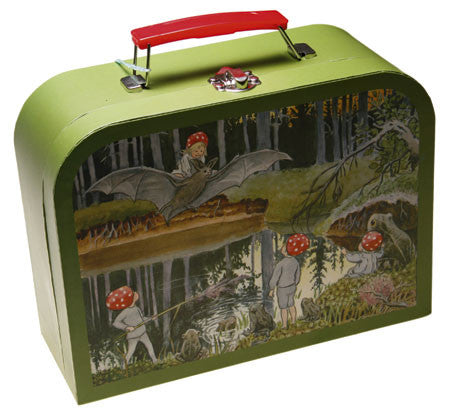 Children of the Forest Suitcase Puzzle