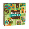 Big Box of Games - Dinosaurs Theme by Mudpuppy