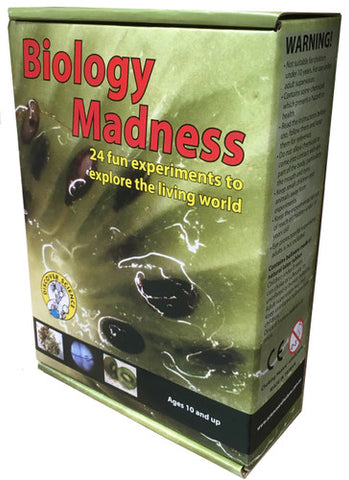 Biology Madness Experiments Kit, Dragonflytoys