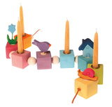 Grimms Rainbow Birthday Cubes