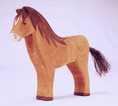 Horse Large Brown (11112) - Ostheimer