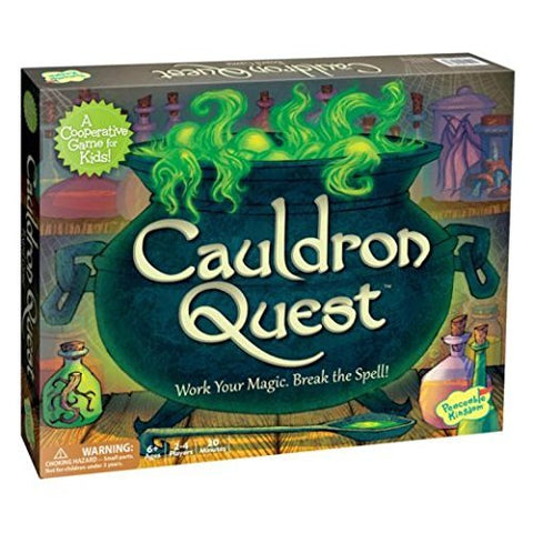 Cauldron Quest - Peaceable Kingdom