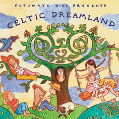 Celtic Dreamland by Putumayo Kids   beautiful and lyrical songs for bedtime or relaxation