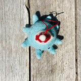 Felt Christmas Tree Decorations, Dragonfly Toys, Pashom, Octopus