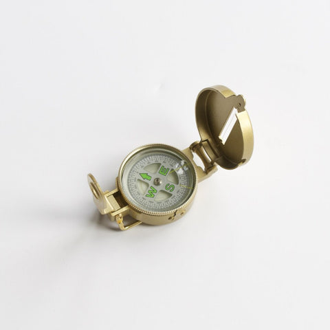 Childrens Metal Compass by Kids at Work, dragonfly toys