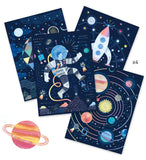 Cosmic Mission Scratch Cards