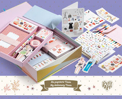 Tinou Stationary Box Set