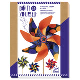 Do it Yourself Windmill Kit Spots Design by Djeco, Dragonflytoys